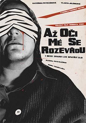 Až oči mé se rozevřou flyer plakat creepycon.cz festinal záhad hororu creepypast film kino
