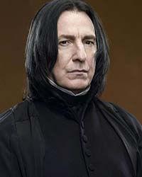 Severus Snape (Harry Potter) creepycon.cz ales prachazka dabing speaker herec darktown film horror