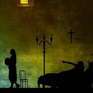 Miroslav Bula čertova díra film horror animovaný obrazky